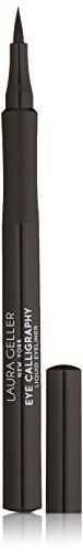 """(Product review for Laura Geller New York Eye Calligraphy Liquid Eyeliner). Quick-dry liquid liners feature precision marker tips for total eye-lining control. This water resistant liner stays smooth for all day wear—no smudging, feathering, or running. Perfect for both the beauty beginner and the expert.       Famous Words of Inspiration...""""Every a..."""