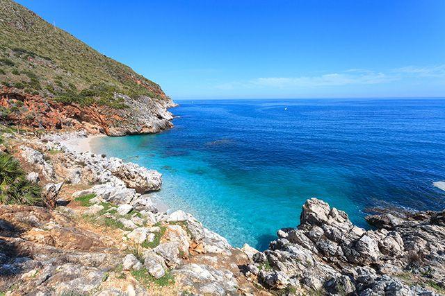 Zingaro (réserve naturelle) - Sicile