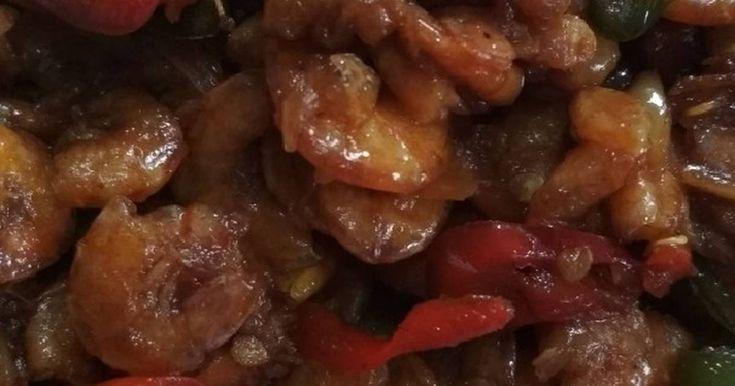 Resep Udang Sambal Goreng favorit.