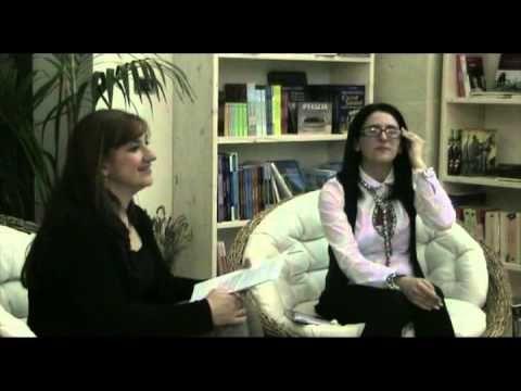 Gabriella Parisi intervista Caterina Armentano (Libero Arbitrio) # 3