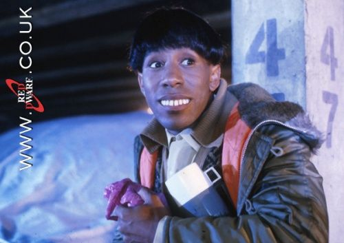 """""""Let me check - thermos, sandwiches..."""" The Cat's alter-ego Duane Dibbley (Red Dwarf)"""