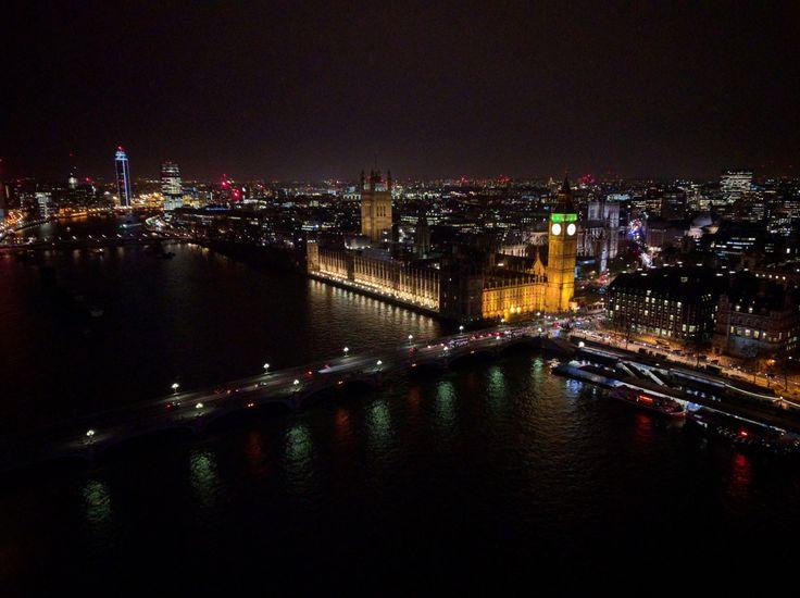 #NYU #London | View from the London Eye
