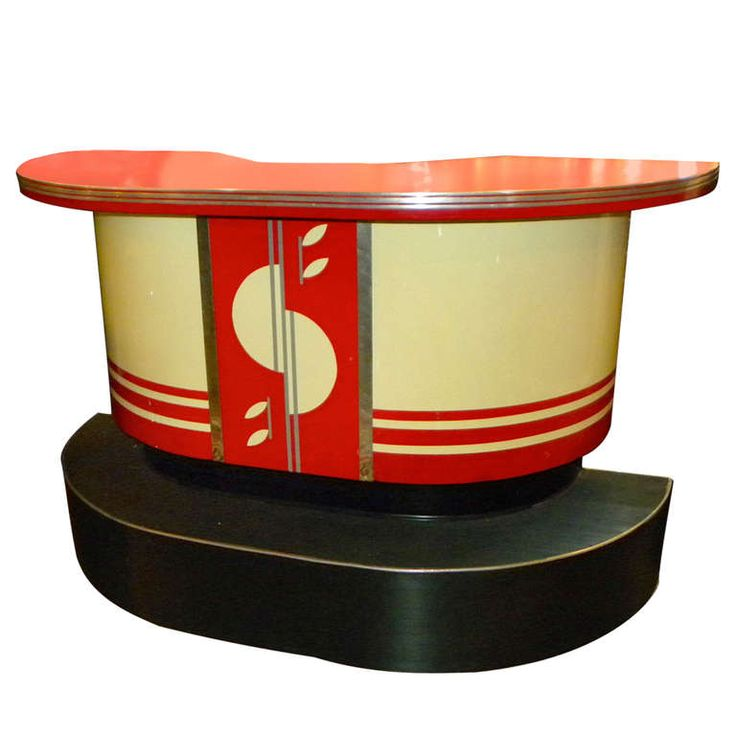 art deco modern furniture. 1stdibs original art deco streamline modern bar with matching stools furniture i