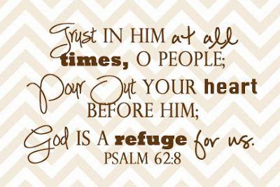 Free printable verse, Trust in God