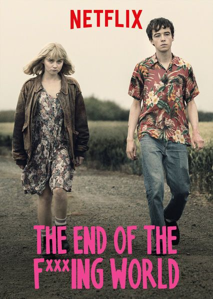 Information page about 'The End of the F***ing World' (starring Christine Bottomley, Navin Chowdhry, Jessica Barden and more) on Netflix USA :: from MaFt's NewOnNetflixUSA