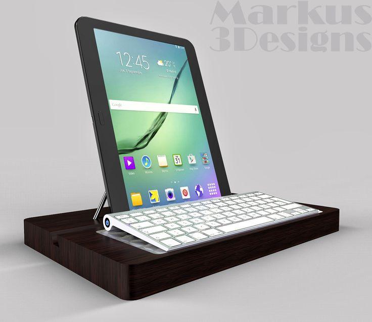 Soporte para tablet