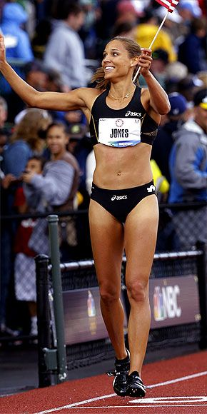 LOLO JONES, U.S. photo | Lolo Jones