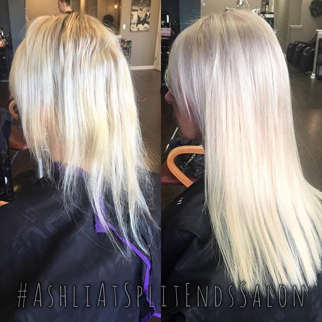 25 beautiful fusion hair extensions ideas on pinterest hair l u s c i o u sb l o n d e new client came in on sunday with grown out highlights she just took out her fusion hair extensions pmusecretfo Gallery