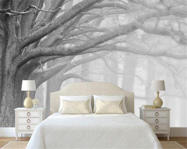 Beibehang 3d Behang Woonkamer Slaapkamer Muurschilderingen