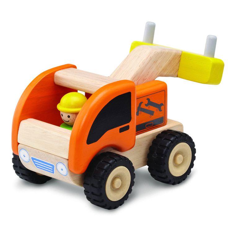 Wonderworld Mini Tow Truck - Beyond the Rack