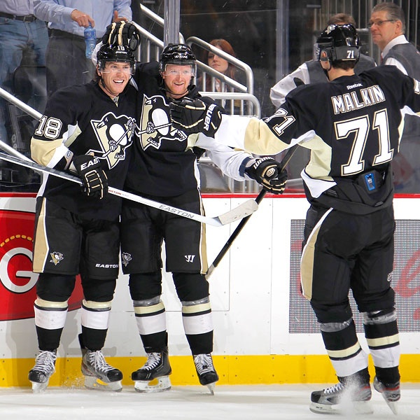 """Pens' Paul Martin refused easy out. """"I came here because I wanted to win a Stanley Cup."""""""