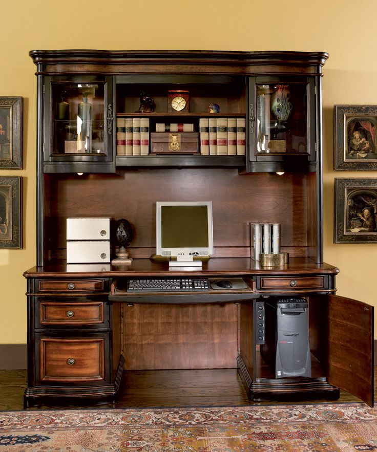 view gallery home office desk. exellent gallery two tone credenza with hutch  coaster home gallery stores office  furniturediy  inside view desk