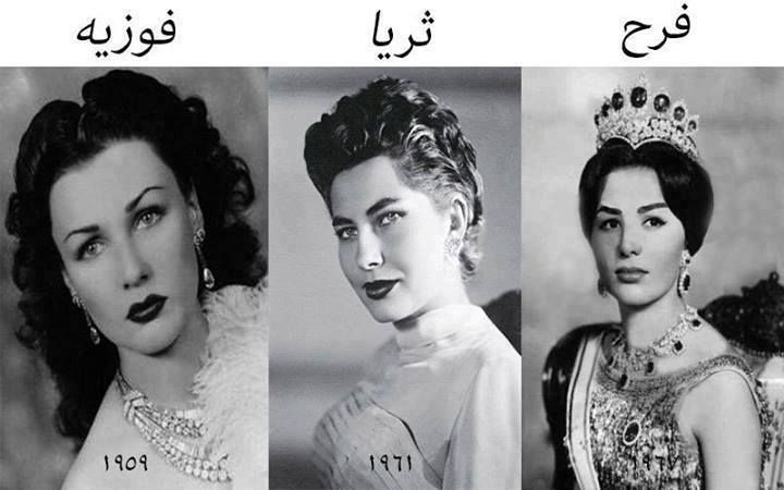 First Ladies of Iran