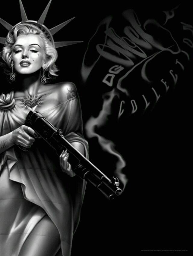 Marilyn Monroe Mens Shirt