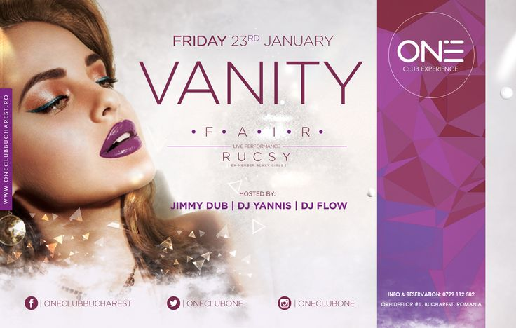 Vanity Fair - One