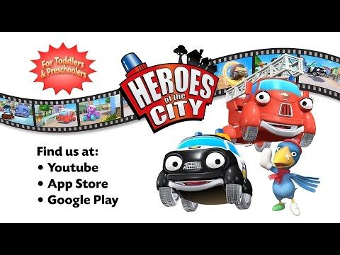 Heroes of the City Movie App – Android-alkalmazások a Google Playen