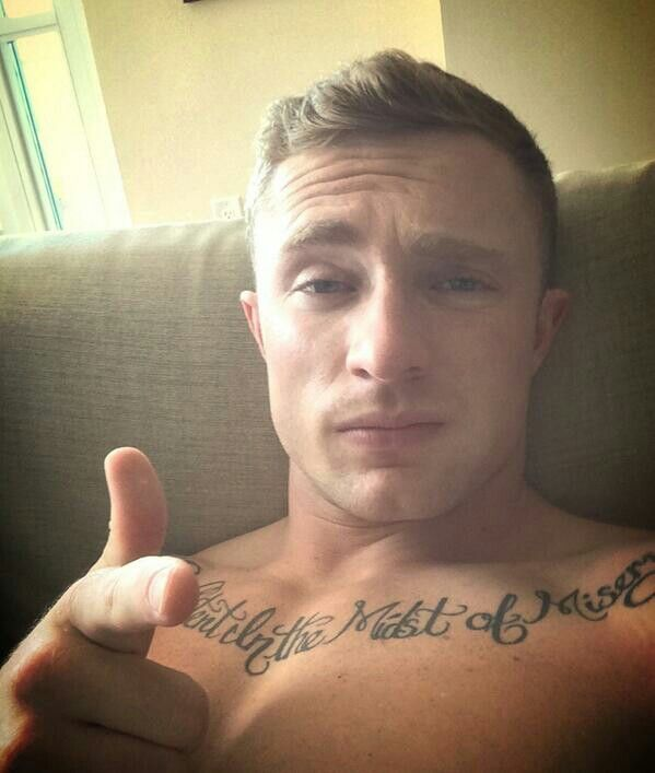 Markie  Markie More  Tattoos Tattoo quotes Inked men