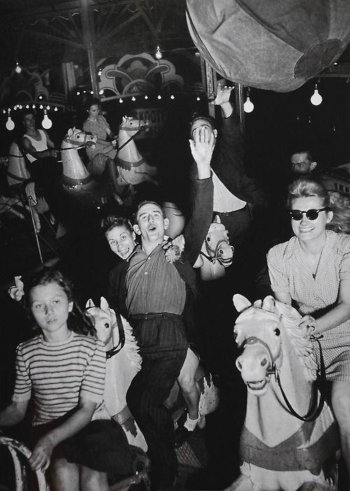 Willy Ronis, Paris, 1947