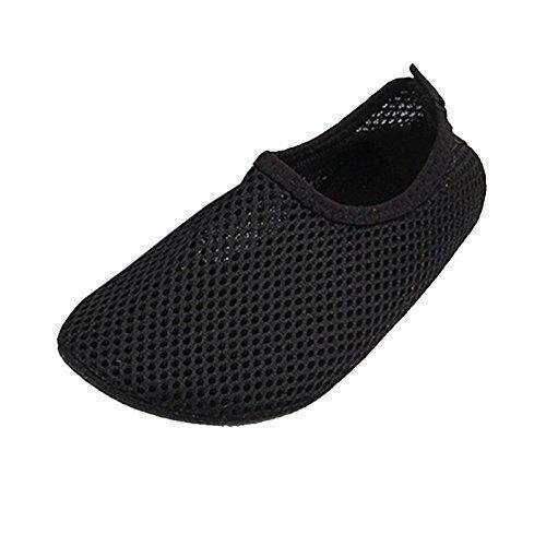 Oferta: 11.39€ Dto: -40%. Comprar Ofertas de iBaste Nadar Zapatos zapatos de Piel de Verano para Hombres y Mujeres de Malla Transpirable Sandalias de los Zapatos se Desli barato. ¡Mira las ofertas!