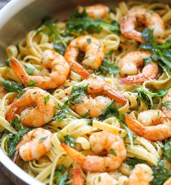 Healthy Garlic Pasta Sauce Recipe