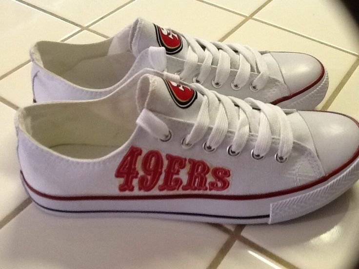 san francisco 49ers womans tennis shoes 49ers fan