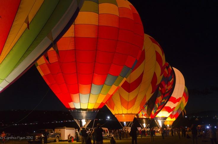 Reno Hot Air Balloon Race 78