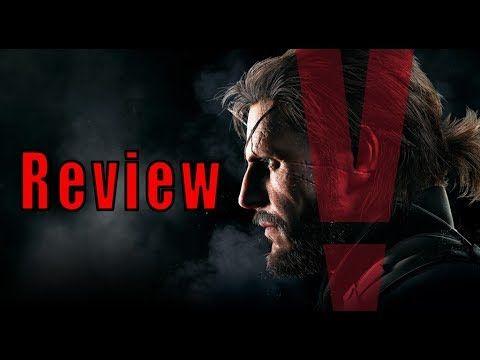 Phantom Pain Review #MetalGearSolid #mgs #MGSV #MetalGear #Konami #cosplay #PS4 #game #MGSVTPP