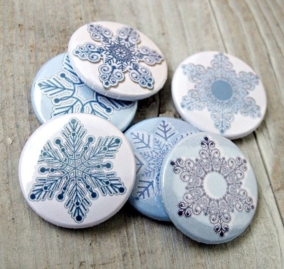 Set of 6 buttons flair badges pins for by Lemoncraftshop on Etsy, $4.50