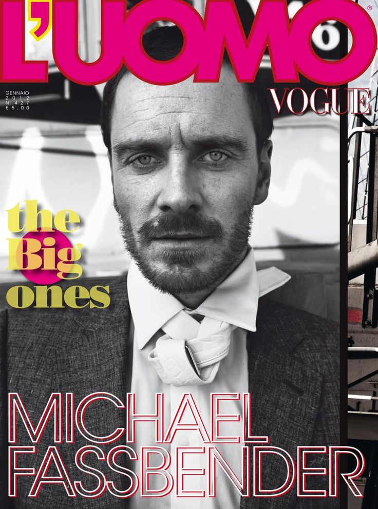 92 best michael fassbender magazine covers images on pinterest michael fassbender italy luomo vogue january 2012 fandeluxe Choice Image