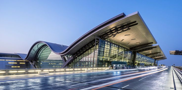 HOK designed Hamad International Airport as one of the world's best, most advanced airports.