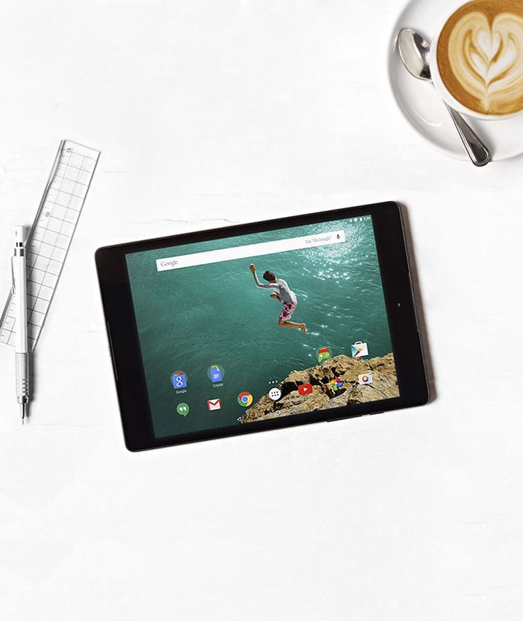 Google Luncurkan Tablet Nexus 9 Bersama HTC
