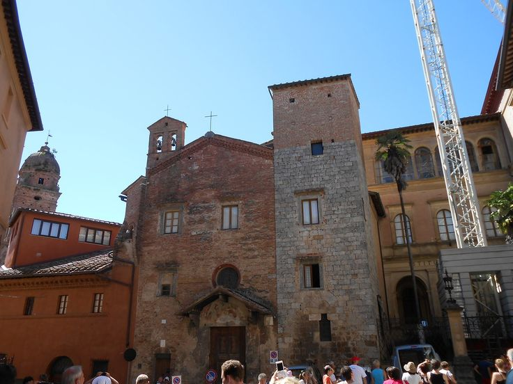 Старая церковь.