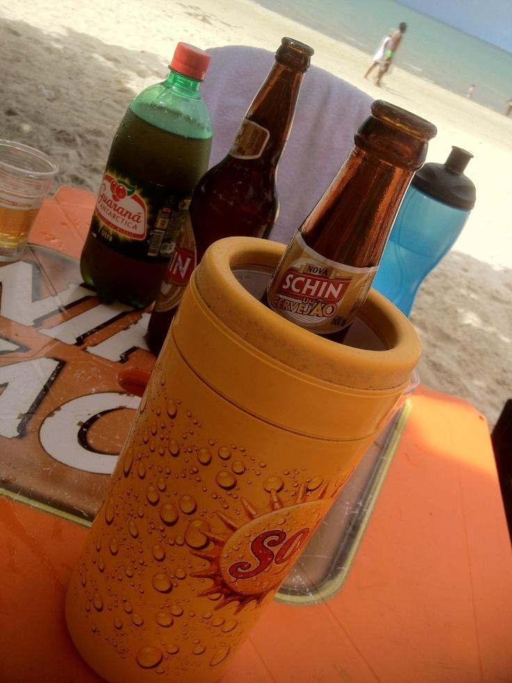 Brazilian coold beer...