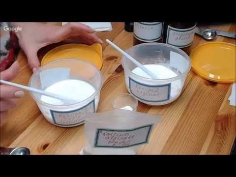 """МК рецепт полимерной глины """"софт"""" в домашних условиях без варки. - YouTube"""