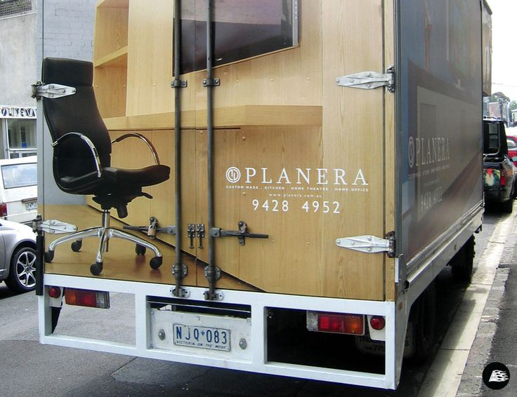 Home Renovation, Cabinetry, Truck Vehicle Graphics