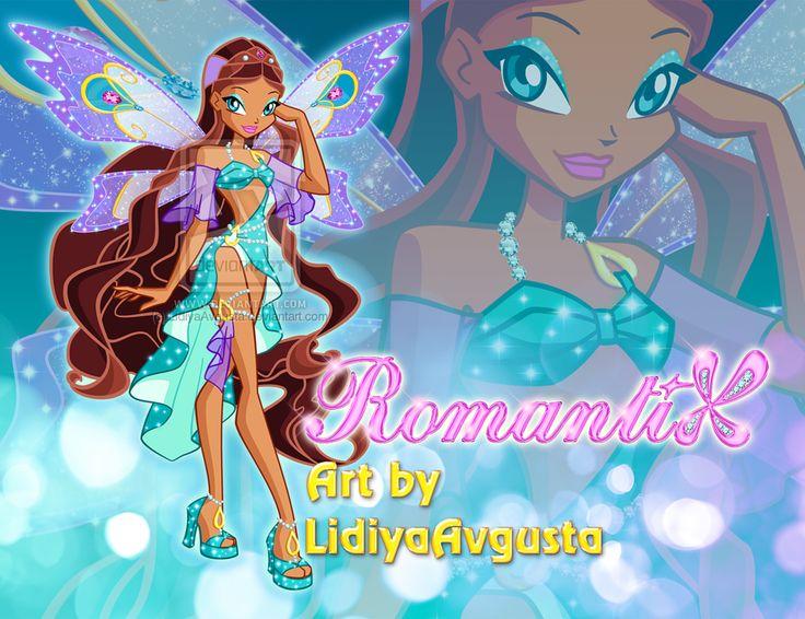 Layla RomantiX by LidiyaAvgusta on deviantART | Winx Club ...