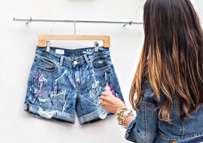 8 best images about diy chic shorts on pinterest