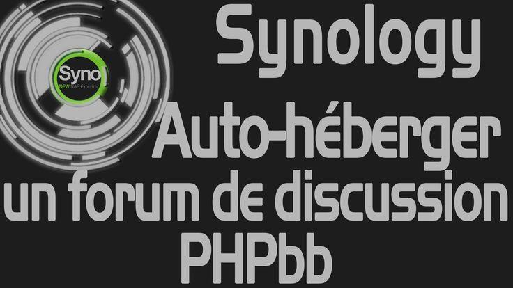 Les forums de discussion font encore des émules, surtout pour que les fans d'un thème commun puisse se retrouver. Ils sont aussi un outil intéressant en entreprise dans le cadre de travail collaboratif ou pour créer une base documentaire facile à administrer sans personnel dédié (pour les PME par exemple). Découvrons avec cette vidéo comment créer un forum auto hébergé sous PHPbb grâce à un NAS Synology.  https://youtu.be/B7Xg1N88l7k
