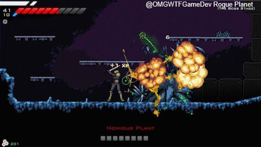 Adaeus: Rogue Planet, an indie Action Platformer RPG game for Game Maker Studio :: rpgmaker.net