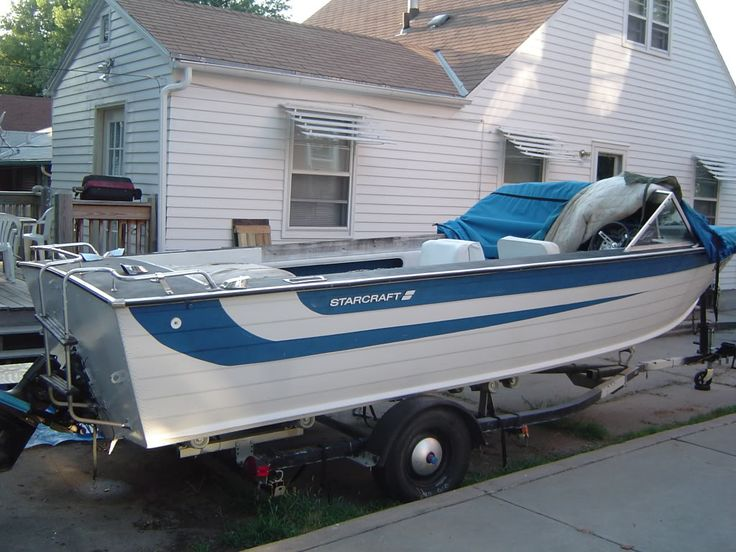 Old Starcraft Boats - Free Porn Star Teen-2775
