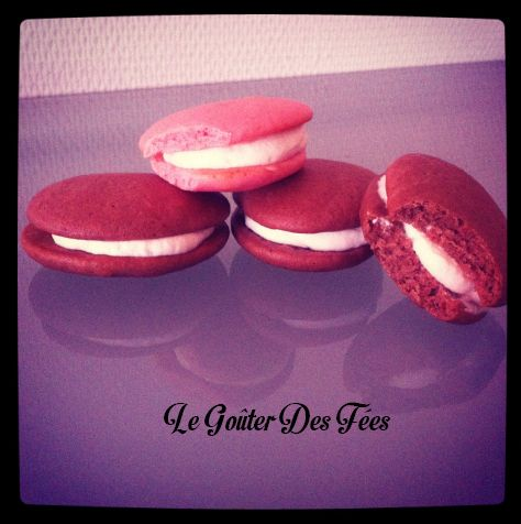 Whoopies Chantilly