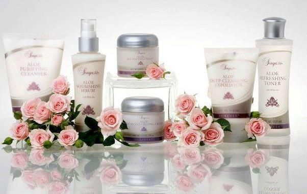 Forever Living Sonya Skin Care Range Five signature products which combine the importance of cleansing, exfoliating, toning and moisturising to leave you with beautiful, healthy skin.
