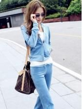 Korean style fashion two pieces suits  $ 17.55