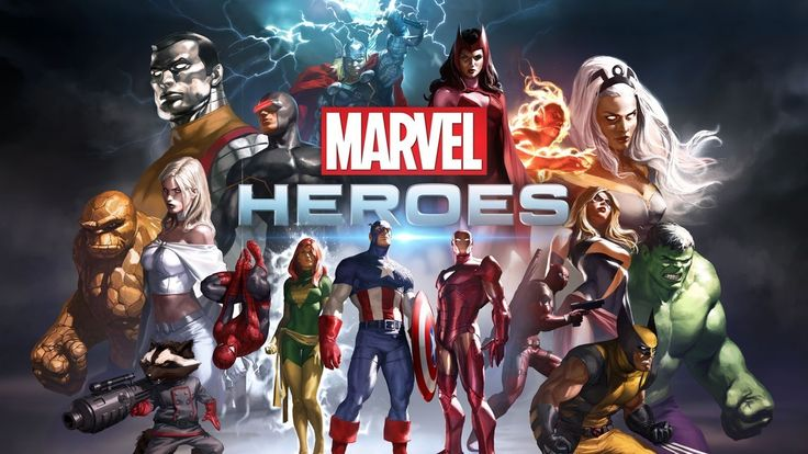 Marvel Heroes Servers Shut Down a Month Earlier Than Expected - IGN