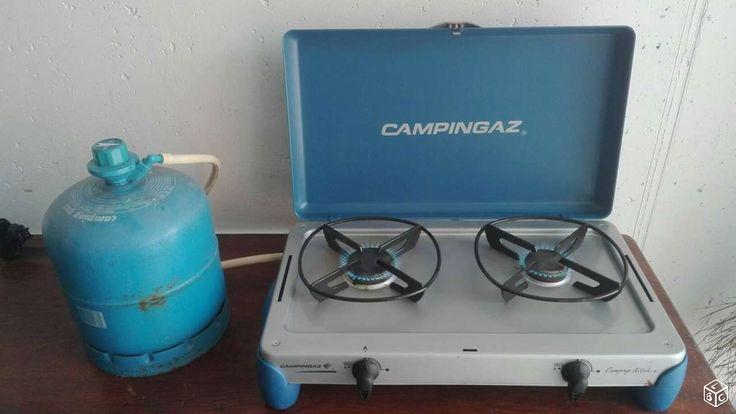 Rechaud campingaz original