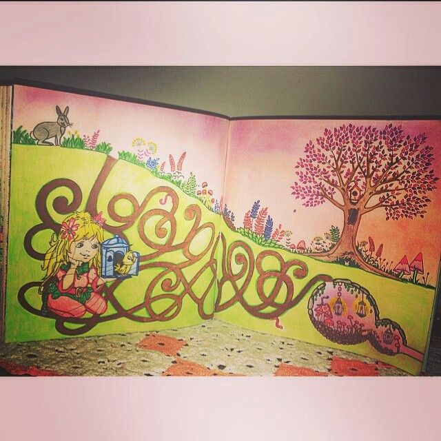 Página dupla lindinha da @mariannapessoa3  . . . ✔ Use #jardimdascores nos marque ou envie direct con sua foto  . . #jardimsecreto #florestaencantada #florestaencantadatop #jardimdascores #forum_da_criatividade #jardimsecretofans #florestaencantada2 #nossaflorestaencantada #enchantedforest #viciodecolorir #jardimsecretotop #Regrann
