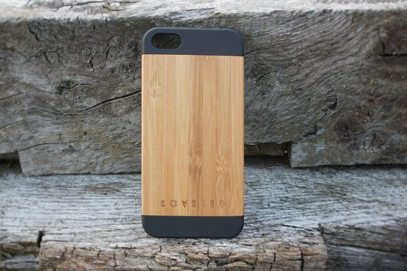 iPhone 6 Wooden Case - iPhone 6 Bamboo Case - iPhone 6 Handmade Bamboo Case - Ultra Thin Wooden Case - iPhone 6 Case - Wood iPhone 6 Case