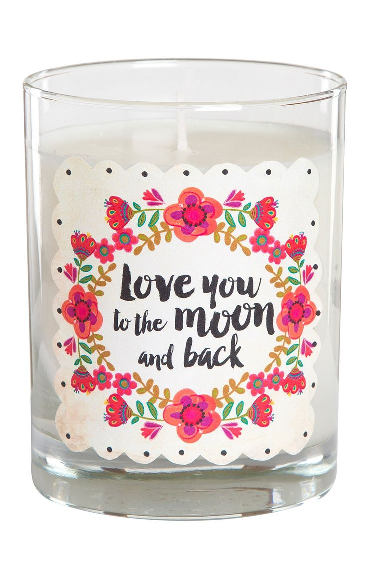This vintage-inspired fragrant candle would make the perfect gift for that special loved one.