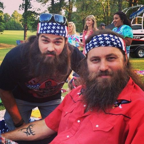 willie robertson photos | jep-robertson-willie-robertson