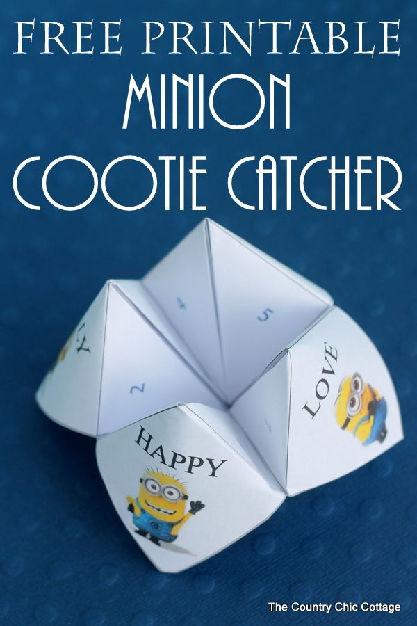 how to make a cootie catcher with rectangle paper